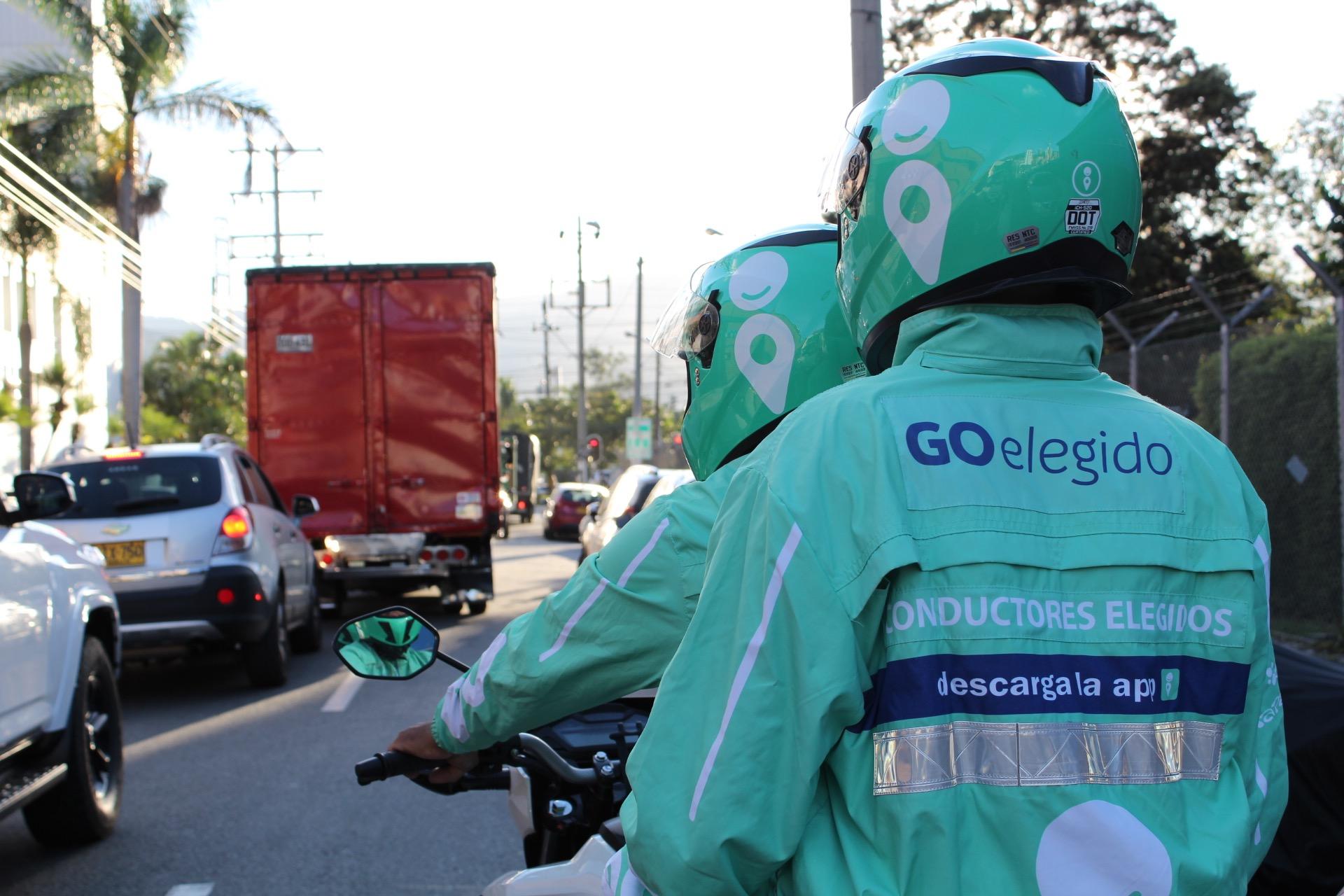 ¿Cómo ser conductor elegido en Bogotá?