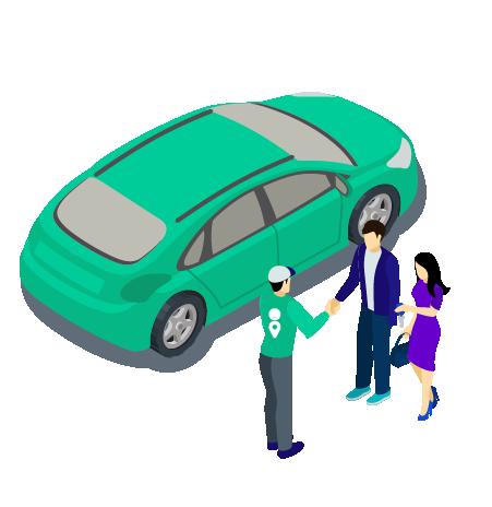 Pedir conductor elegido en Medellín